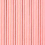 Бумажные трубочки для напитков розовые