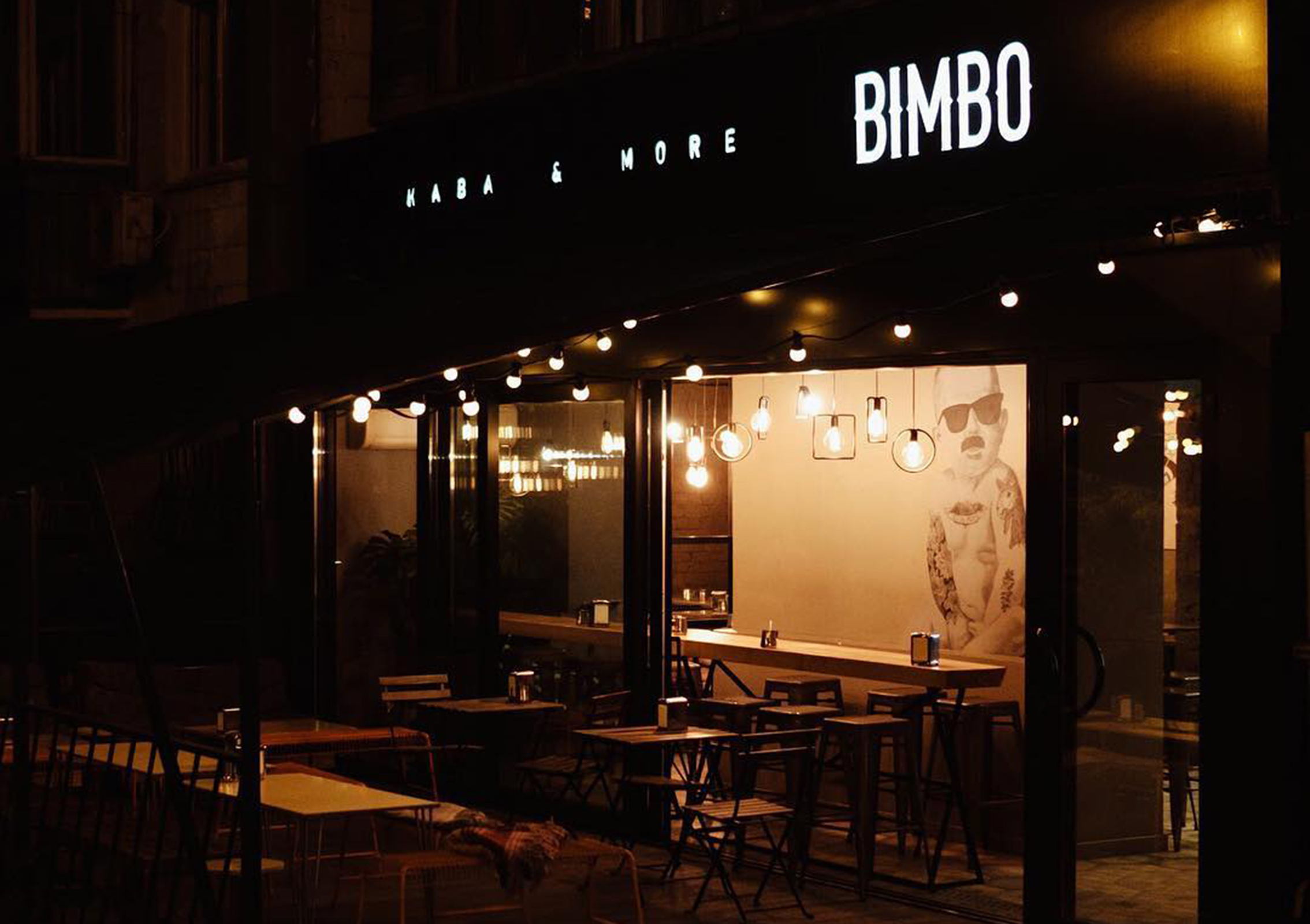 BIMBO кава & more